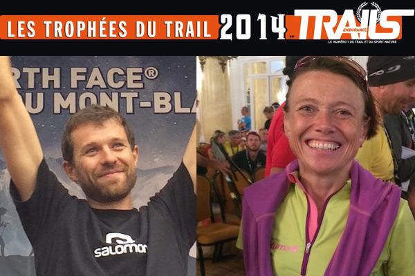 trophees du Trail 2014