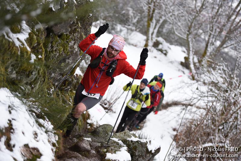 Trail Hivernal de la Moselotte 2015