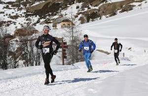 Ambiance Ubaye Snow Trail Salomon photo Robert Goin