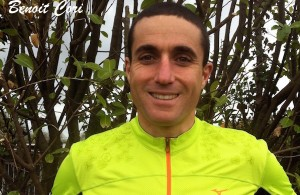 Benoit Cori - Team Mizuno