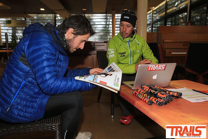 Big Test Shoes Trail 2015