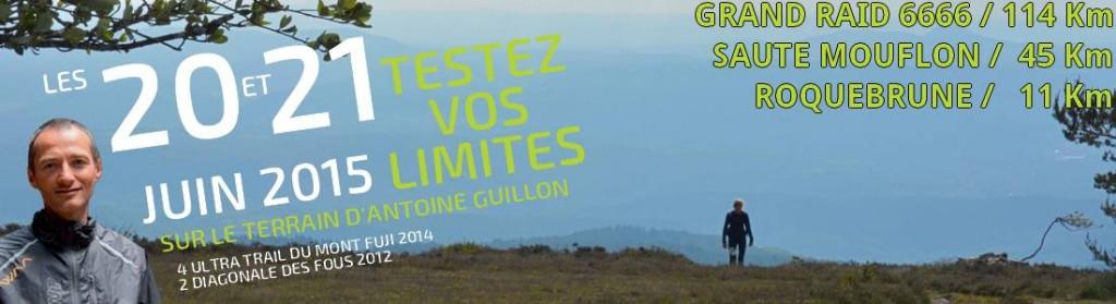 Grand Raid 6666-Antoine Guillon