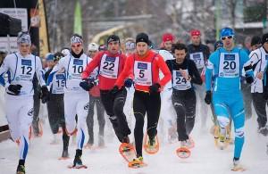 Stephane Ricard - Adidas-raquettes à neige