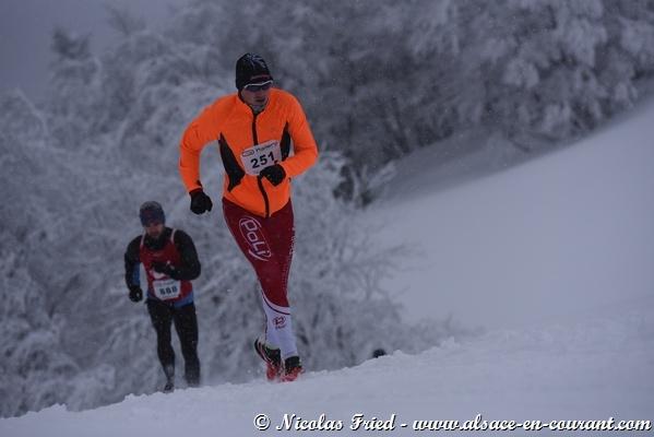 Trail blanc des Vosges 2015-N. FRIED