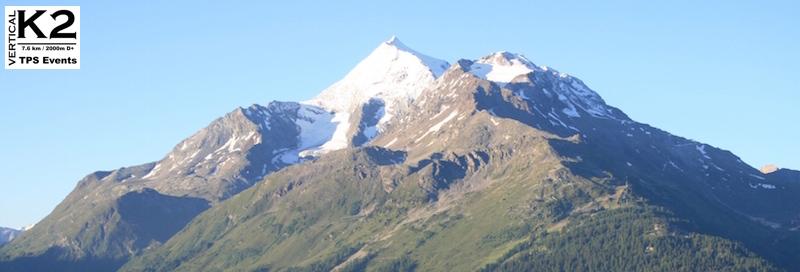Aiguille Rouge, arrivée du K2, double kilomètre vertical