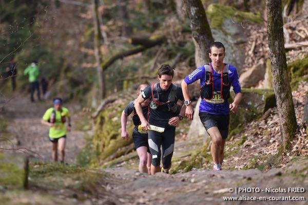Trail du Petit Ballon 2015 - N. Fried - Victoire de Sébastien Spehler