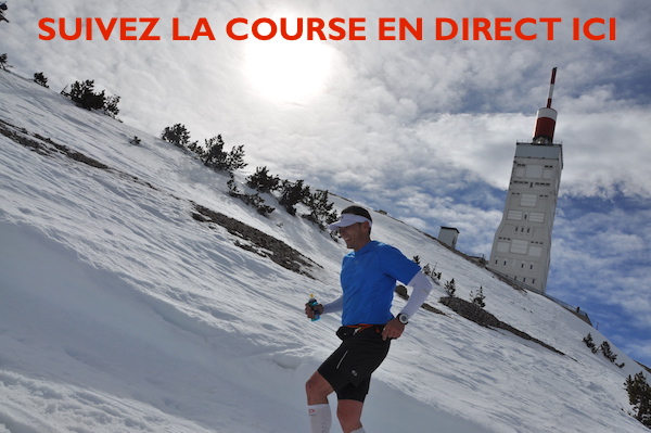 Trail du Ventoux 2015 en direct