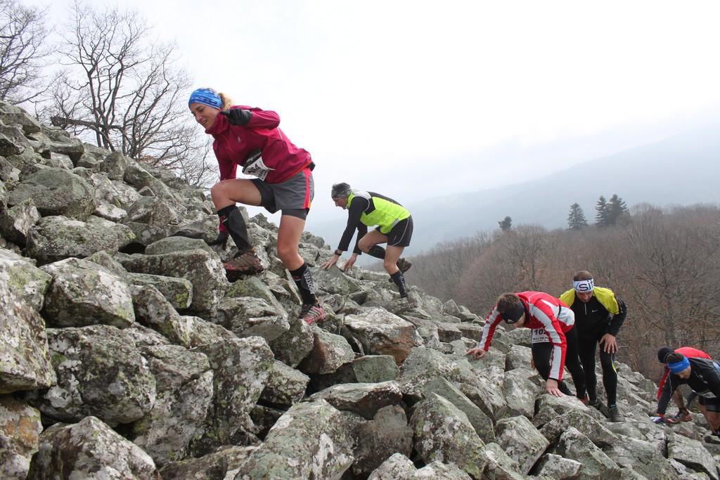 trail des piqueurs 2015