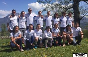 Equipe de France de Trail 2015
