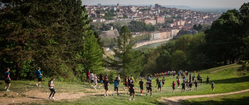 Gilles-Reboisson-Lyon Urban Trail