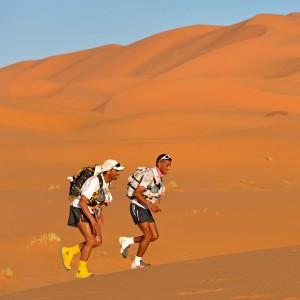 Marathon des Sables 2015-Rachid el Morabity