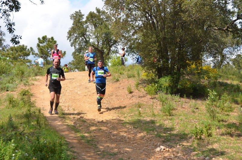 Trail des Balcons d'Azur 2015 - 13 sur 16