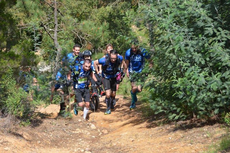 Trail des Balcons d'Azur 2015 - 7 sur 16