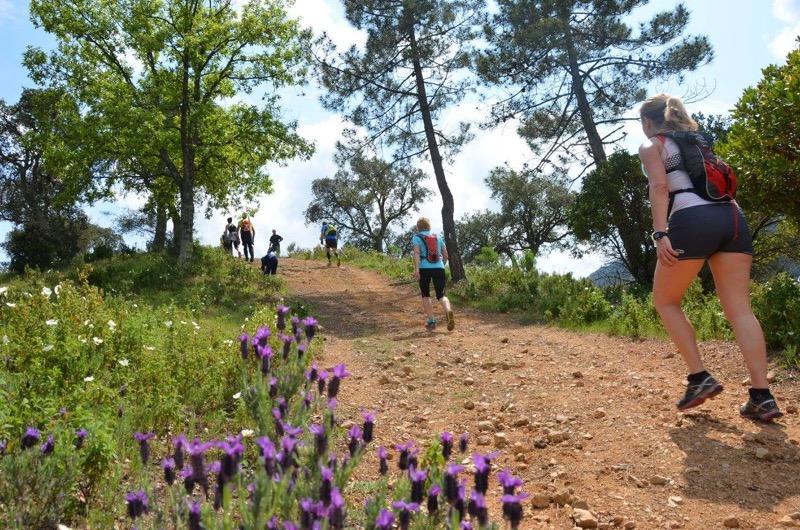Trail des Balcons d'Azur 2015 - 8 sur 16