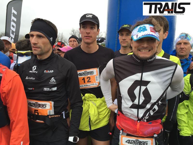 Trail des Glaisins 2015 - 01