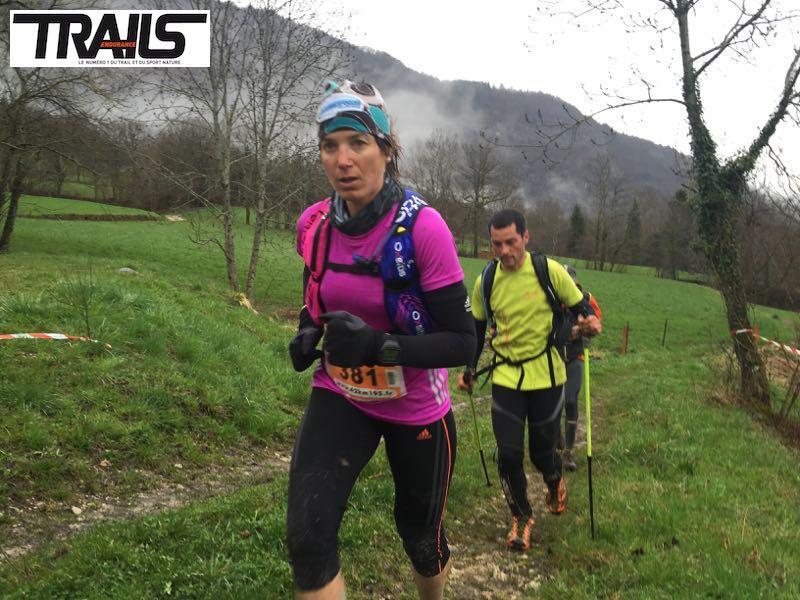 Trail des Glaisins 2015 - 17
