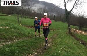 Trail des Glaisins 2015 -Stephanie Duc laureate 2015