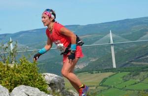 42 km La Verticausse 2015 Sandra Martin - photo Akunamatata