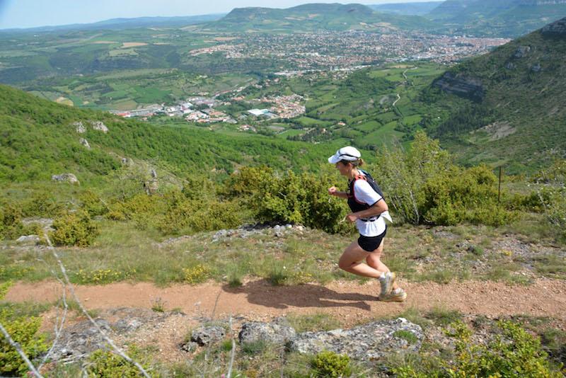 42 km La Verticausse Aline Grimaud - photo Akunamatata