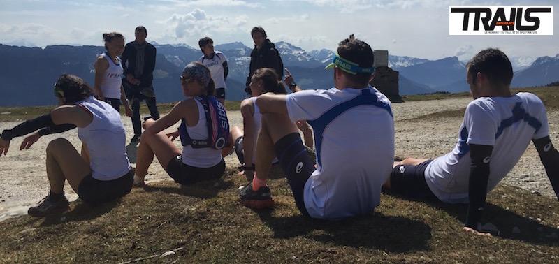 Championnat du Monde de Trail -equipe de France de Trail 2015