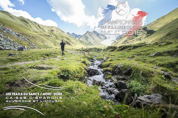 Championnats de France de Trail 2015 - FFA