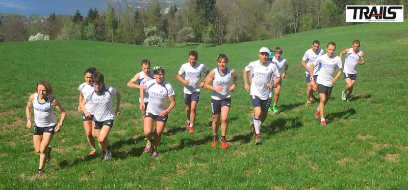 Equipe de France de Trail - Championnat du Monde de Trail 2015