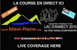 IAU Trail World Championship 2015 - LIVE