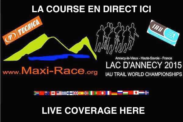 IAU Trail World Championship 2015 - LIVE