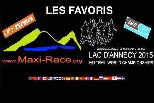 IAU Trail World Championship 2015 - favorites
