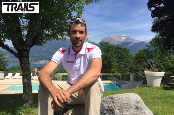 Luis Alberto Hernando - Championnats du Monde de Trail 2015
