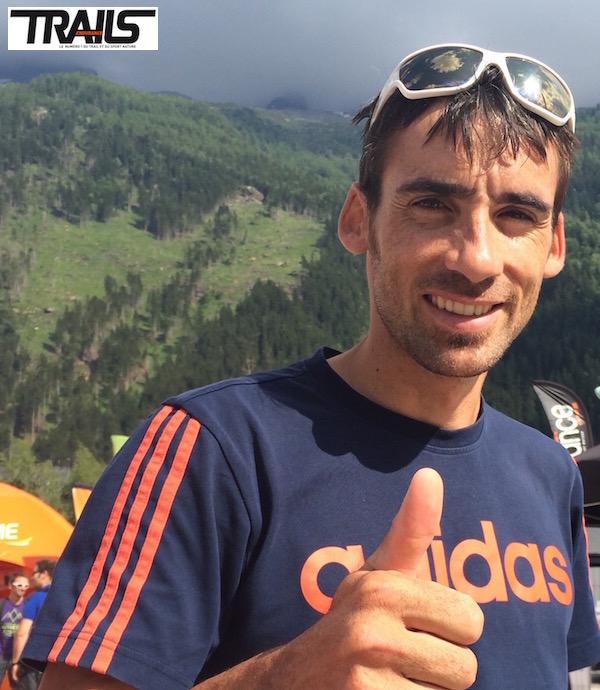 Luis Alberto Hernando - Espagne - Trail World Championship 2015