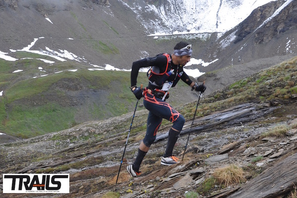 Luis Alberto Hernando - Ice Trail Tarentaise 2014
