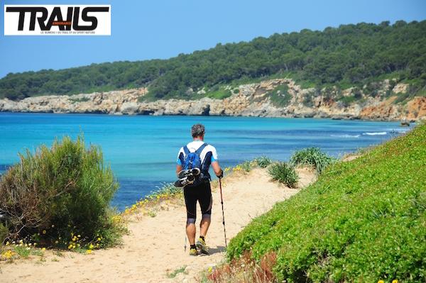 Trail Menorca Cami de Cavalls 2015 - Minorque - H. Legac