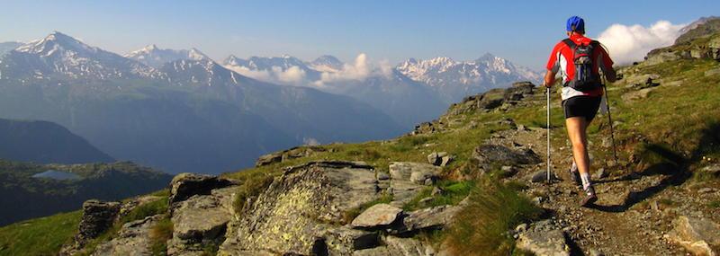Le Trail a Pralognan La Vanoise