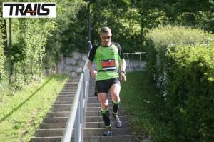 Trail des Forts de Besançon 2015 - Emmanuel David - Christophe Rochotte