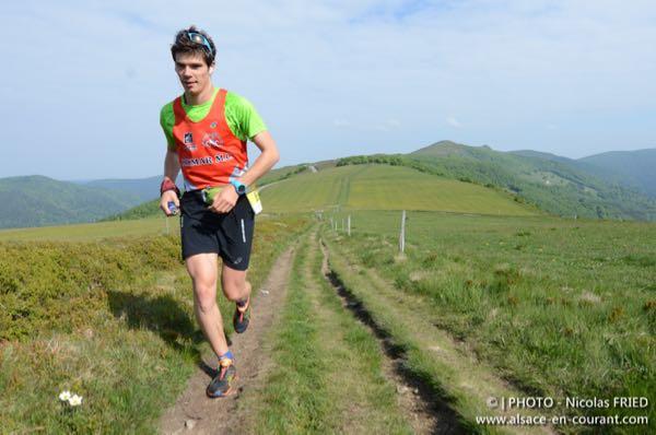 Trail des Marcaires 2015 - alsace en courant - Quentin Stephan