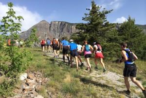 Trails EDF Rousset Serre-Ponçon 2015