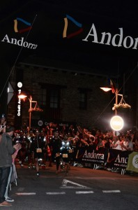 Depart Andorra Ultra Trail