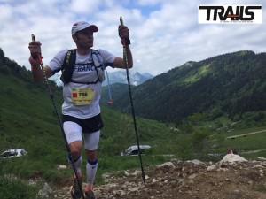 Ludo Pommeret - Championnats du Monde de Trail 2015