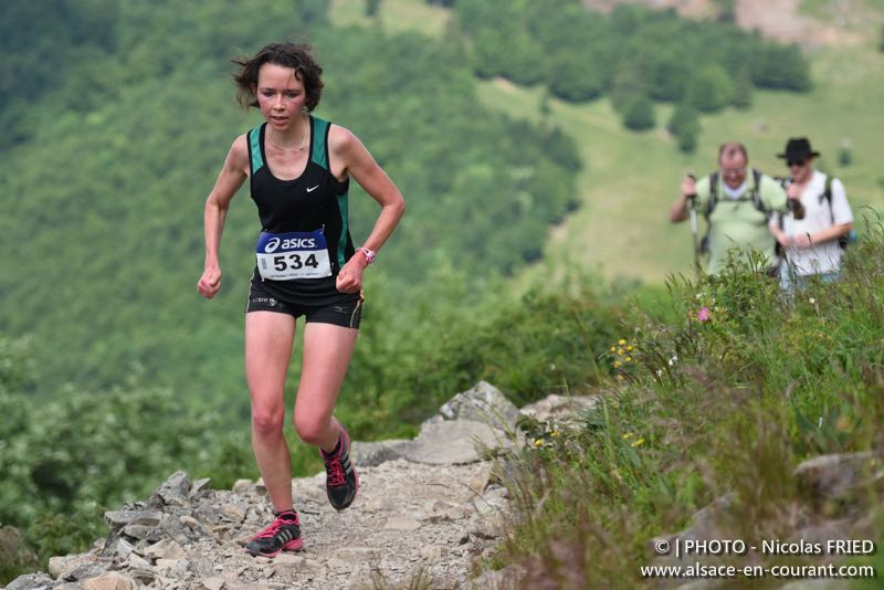 Montee du Grand Ballon 2015 - Nicolas Fried