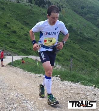 Nicolas Martin - Championnats du Monde de Trail 2015