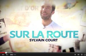Sylvain Court - Esprit Bleu - Champion du Monde de Trail 2015
