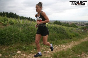 Ultra Trail Cote d'Or 2015 - Laureline Gaussens