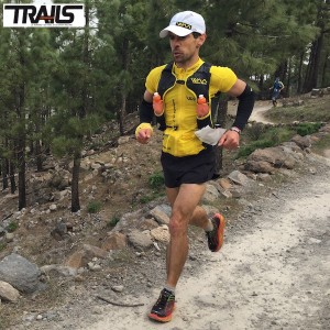 Western States 2015 - Cyril Cointre