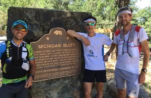 Western States 2015 - Julien Chorier, Tom Lorblanchet et Francois Dhaene