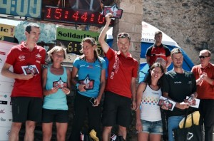 podium 2015 Andorra Ultra Trail