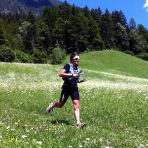 Caroline Freslon - team Garmin STC
