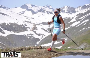 Ice Trail Tarentaise 2015 - Emelie Forsberg