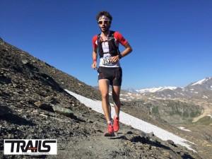 Ice Trail Tarentaise 2015 - Fred Bousseau - Thibault Baroninan