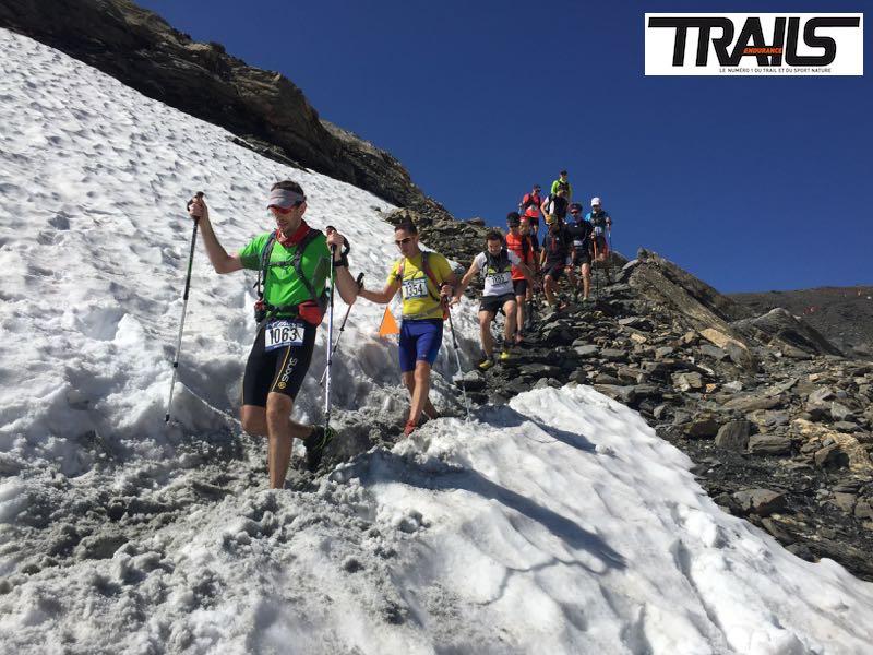 Ice Trail Tarentaise 2015 - Fred Bousseau